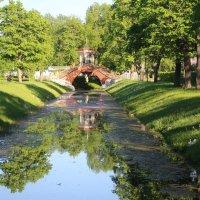 Крестовый мост :: Наталья Герасимова