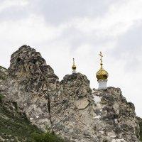пещерный храм :: Галина Кубарева