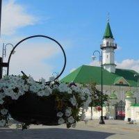 Мечеть Марджани в Казани :: Надежда