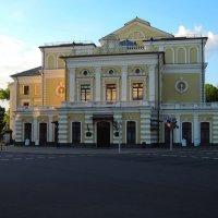 Национальный академический театр имени Янки Купалы :: Александр Сапунов