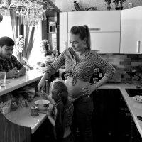 семья :: Евгения Полянова