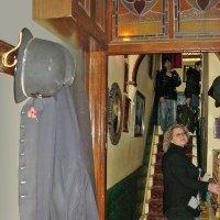Лестница в комнаты Шерлока и Ватсона :: Тамара Бедай