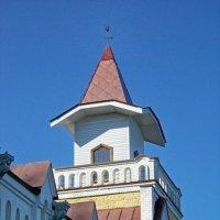 Водонасосная станция (1909) :: Галина Каюмова