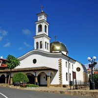 Православный храм Святого Власия :: Alexander Andronik
