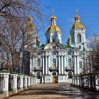 Николо - Богоявленский морской собор. :: Евгений Яхим