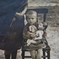 ДЕТИ, 1934г. :: Виктор Осипчук