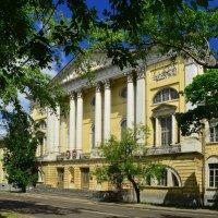 Госпиталь им. Н.Н.Бурденко. :: Oleg4618 Шутченко