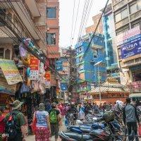 Катманду, Непал. :: Валерий Смирнов