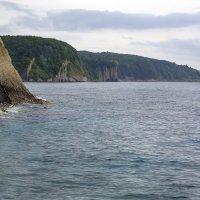 Вид на мыс Кадош майским утром со стороны бухты Агой :: Леонид
