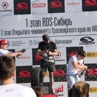 Победители дрифт-стрит гонки :: Ирина Ермолаева