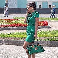 зелёненькая :: Олег Лукьянов