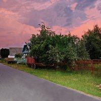 Хороши  в  деревне  вечера. :: Валера39 Василевский.