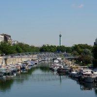 Прогулки по Парижу :: Алёна Савина