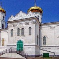 Богоявленский собор, 1810 г. :: Галина Каюмова