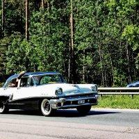 Американские автомобили 1930 -1970 годов из Швеции. :: Liudmila LLF