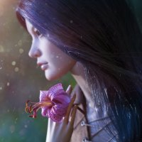 Дикий цветок 2 :: Алиса Колмагорова