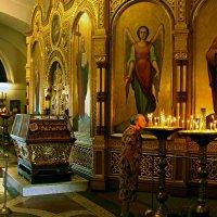 Свято-Владимирский кафедральный собор в Херсонесе. :: barsuk lesnoi