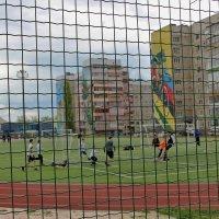 Школьный футбол. :: Венера Чуйкова