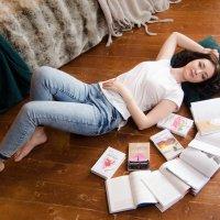 В кругу лучших друзей - книг..... :: Екатерина Рябова