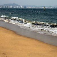 Волны южно-китайского моря. :: sav-al-v Савченко