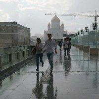 А просто летний дождь прошел... :: Елена Жукова