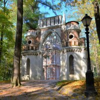 Виноградные ворота в Царицыно :: Константин Анисимов