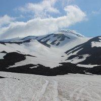 горы и снег :: Дмитрий Солоненко