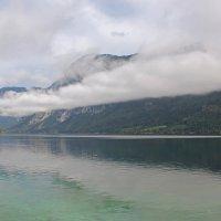 Озеро Бохинь :: skijumper Иванов