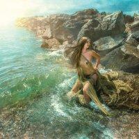 В лучах ласкового солнца :: Андрей Володин