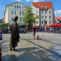 Лето в городе Аугсбург... :: Galina Dzubina