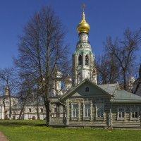 Вологодский кремль :: Нина Кутина