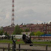 Вид на Большую Ивановскую Мануфактуру (БИМ) :: Сергей Владимирович Егоров