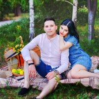 Фотопрогулка (Олеся и радмир) :: Ольга Егорова