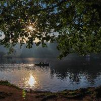 Летний вечер в Кузминках. :: GALINA