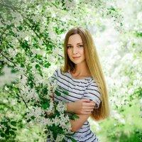 В саду :: Анастасия Иванова