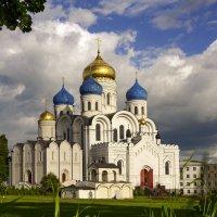Николо-Угрешский монастырь. Спасо-Преображенский собор :: Oleg4618 Шутченко
