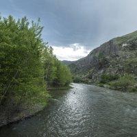 река Кура :: Лариса Батурова