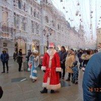 Новый год у Кремля. :: Sall Славик/оf
