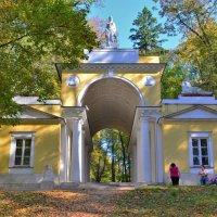Павильон Миловида в Царицыно :: Константин Анисимов