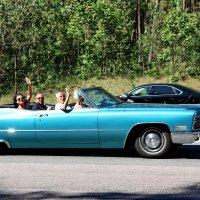 Американские автомобили 1930 -1970 годов из Швеции :: Liudmila LLF
