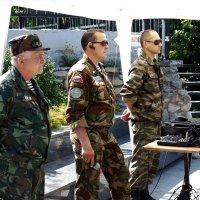 Ветераны боевых действий в Афганистане :: Сергей Михайлов
