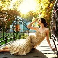 Солнце на коже :: Елена Лукьянова