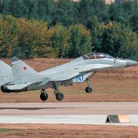 МиГ-35 взлет :: Александр Святкин