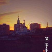 Отражение уходящего дня :: Леонид Абросимов