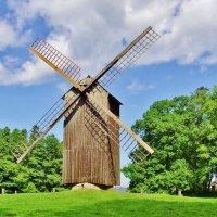 Ветряная мельница Нятси :: Aida10