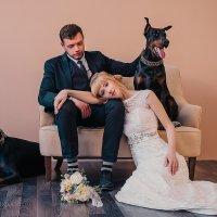 Свадебная фотосессия :: Екатерина Дергунова