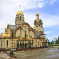 храм Святого Князя Владимира :: Валентина