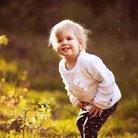 Детский портрет :: Лариса Чайка