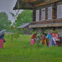 Фотосессия под дождем :: Валерий Талашов