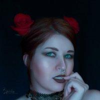 портретик :: Nika Nika